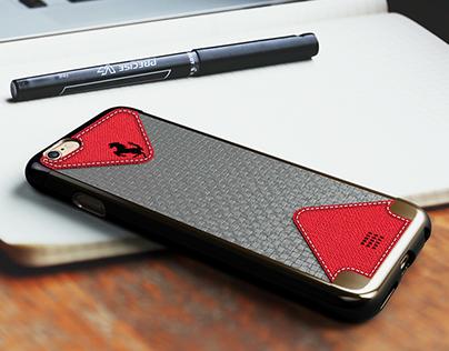 Ferrari iPhone Cover