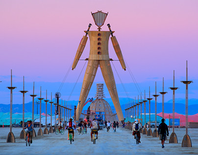 Art at Burning Man 2015