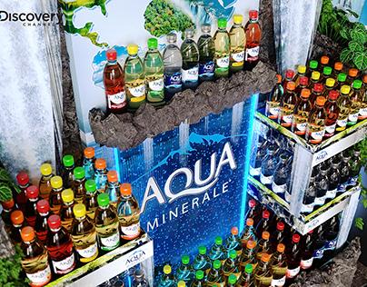 Aqua Minerale POSm Action