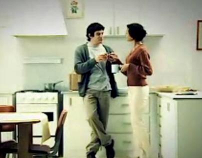 Bracafé Nestlé / TV