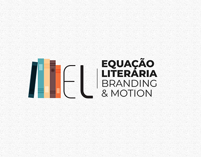 Equação Literária | Branding & Motion Graphics