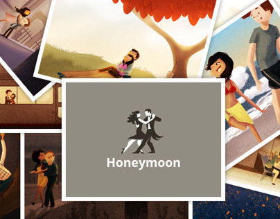 Honeymoon Banner