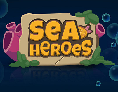 Mobile game project : Sea Heroes