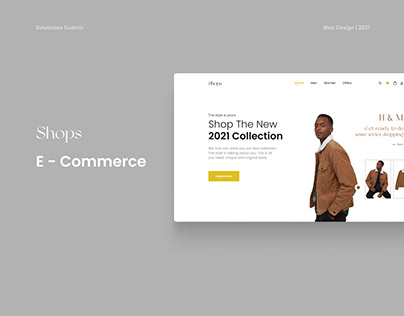 Shops | E-Commerce