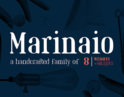 Marinaio Family (8Weights + Obliques)