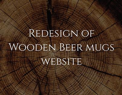 Wooden Mug Studio online store