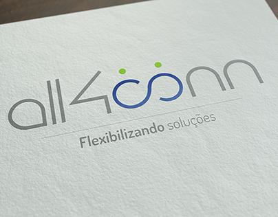 All4Conn | Logo - Business Card - Website