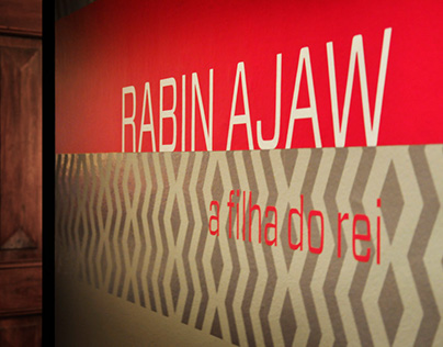 Rabin Ajaw – a filha do rei