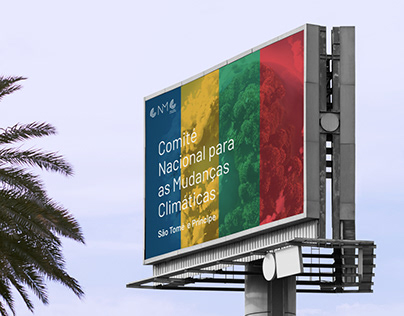 CNMC São Tomé e Príncipe / Branding