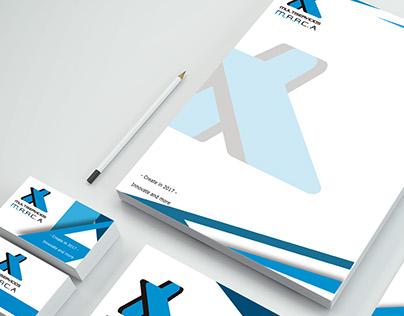 Branding : Multiservicios M.R.R.C.A Papelería