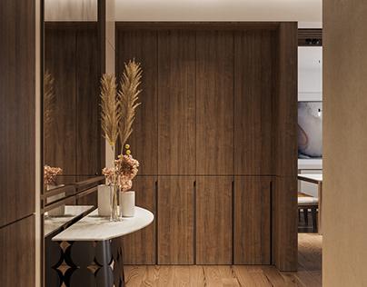SV08 interior design