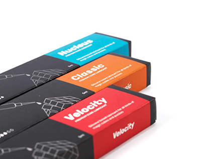 Cube Lubricant Packaging Design - Cubelelo