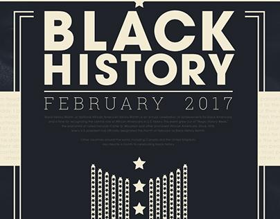 Black History Month 2017
