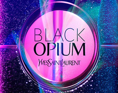 YSL BLACK OPIUM // NEON 2020