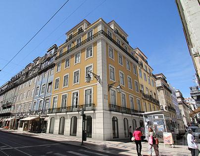 Residential Building - Prata Street (Portugal)