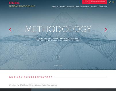 O'Neil Global Advisors Website