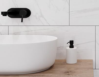 Marmur bathroom