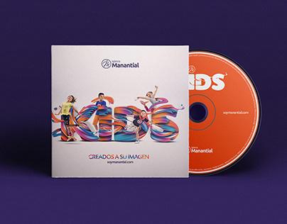 Kids. Portada Álbum
