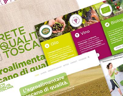 Rete Qualità Toscana. Progetto AGR-EAT
