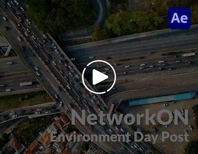 NetworkON Environment Day Post