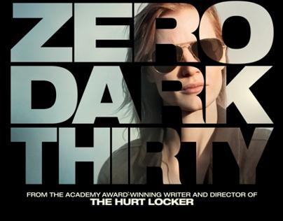 Zero Dark Thirty - Screen Graphics