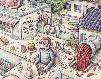 Meat's world