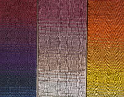 Illusion Weaving Installation