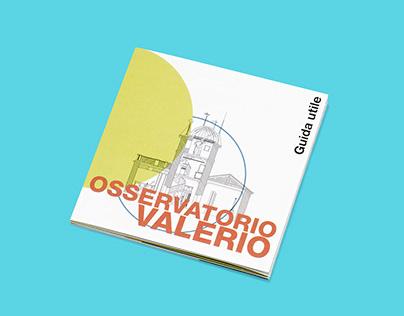 Osservatorio Valerio - Guida utile