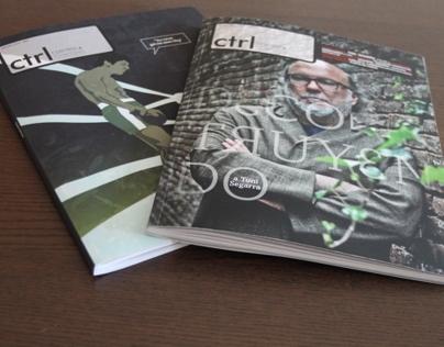 CTRL [Control & Estrategias] Magazine