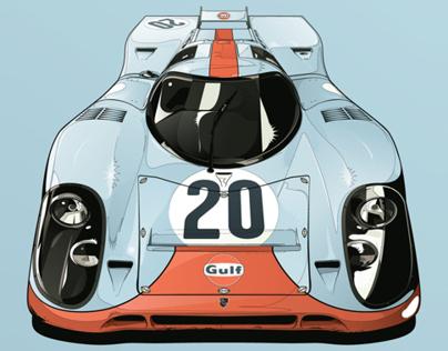 Righteous Rides - Le Mans