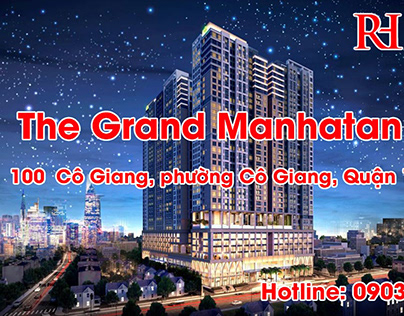 The Grand Manhattan Quan 1