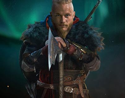 Assassin's Creed Valhalla with Ragnar Lothbrok