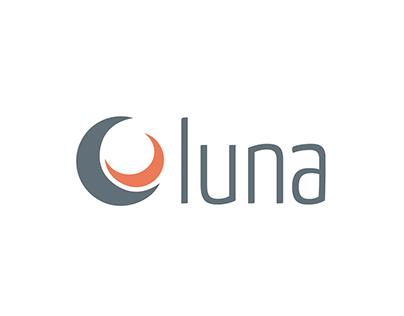 Luna | Identidade visual