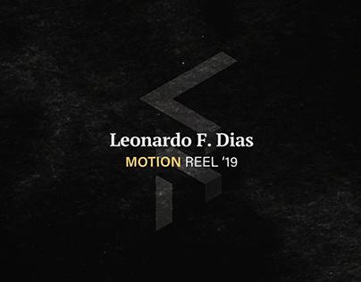 Leonardo F. Dias | Reel '19