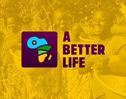 Brand identity - fair trade development africa