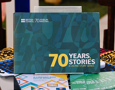 British Council 70 Years 70 Stories