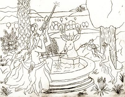 Artemis & Actaeon