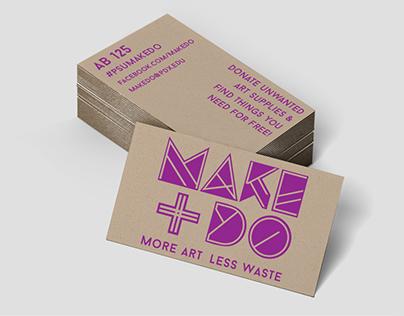 Make + Do Branding Proposal