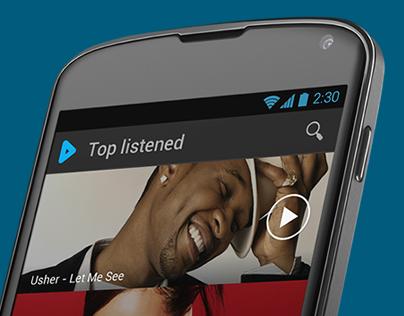 MID - Mobile App