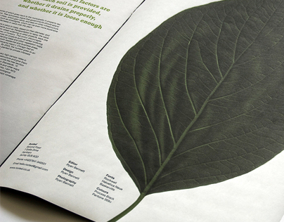 Rooted journal