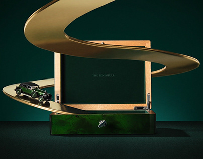 The Peninsula Boutique – Timeless Gifts to Treasure