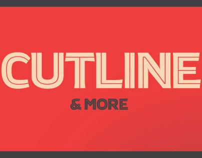 Atrek Cutline New Font