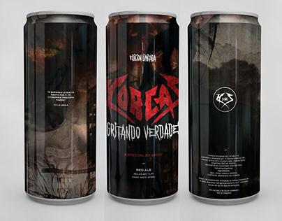Horcas - Arte de latas