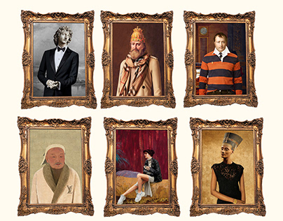 EMPERORS AND FASHION