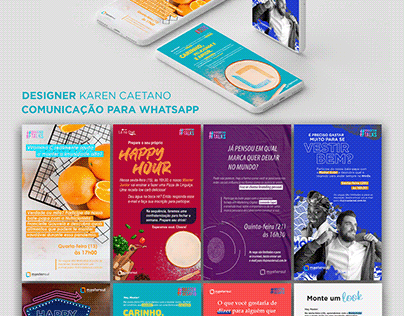 Comunicação Interna para WhatsApp