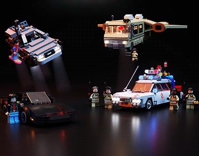// STRANGER CARS // CGI