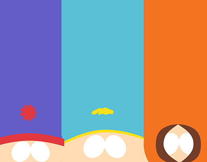 South Park Design, Animation & Art Direction