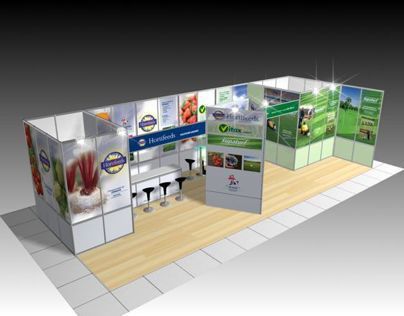 Vitax Exhibition - Stand