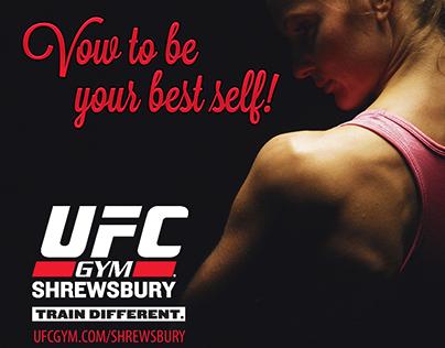 UFC Gym Shrewsbury - Promo Design
