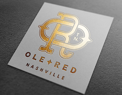 Ole Red Branding Concept